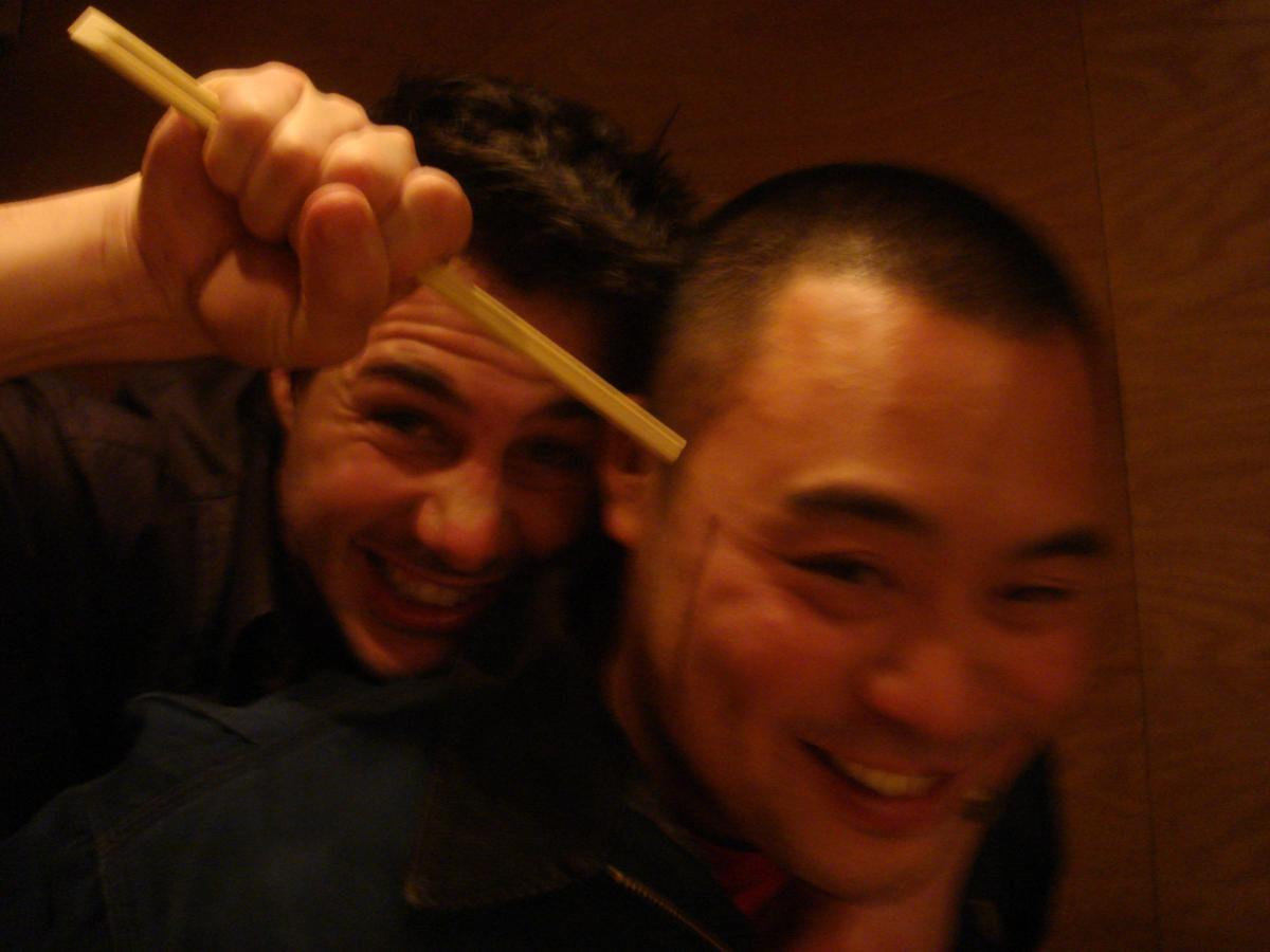 Johnny Iuzzini & David Chang