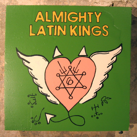 the almighty latin king and queen nation manifesto The almighty latin king and queen nation has 17 ratings and 1 review from los angeles and new york to chicago and miami, street gangs are regarded as on.