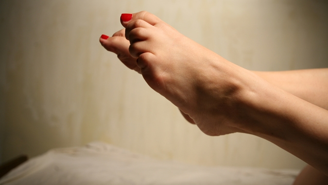 fetish foot new york