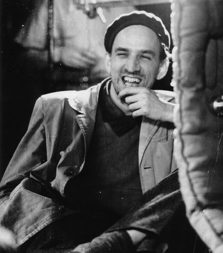 Ingmar Bergman - Source: www.filmint.nu
