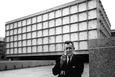 Gordon Bunshaft - Source: www.som.com