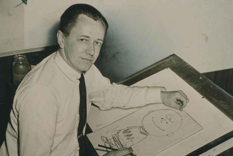 Charles Schulz - Source: www.commons.wikimedia.org