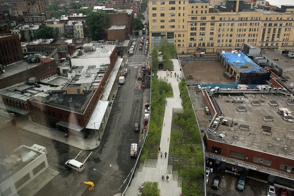Highline - Source: www.zimbio.com