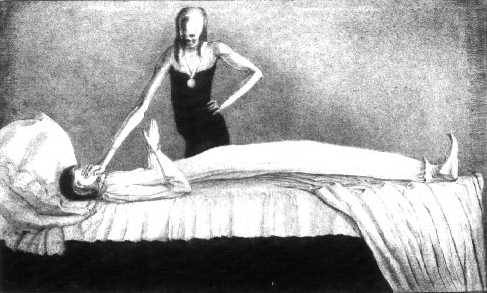 Alfred Kubin - Source: www.lamortdanslart.com