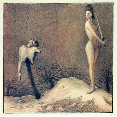 Alfred Kubin, festa di macello - Source:randomindex.wordpress.com