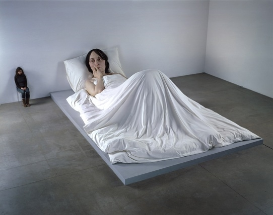 Source: Artist - Ron Mueck: blog.makezine.com