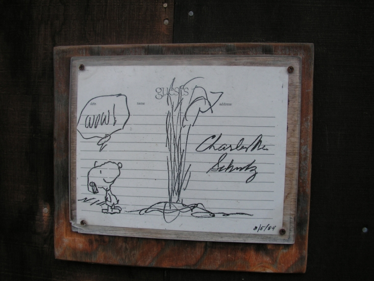 Charles Schulz - Source: www.flickr.com/photos/wouterkiel/