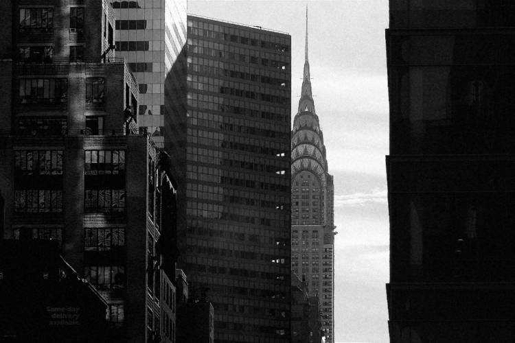 The Chrysler Building - Source: www.flickr.com/photos/3336/