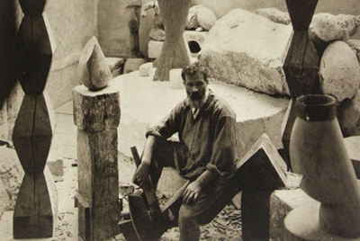 Brancusi - Source: www.dailyicon.net