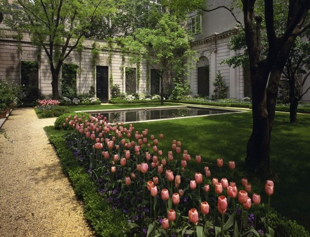 The Frick Collection - Source: carlisleflowers.net/