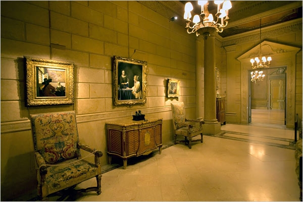 The Frick Collection - Source: Photo by Michael Falco/The New York Times