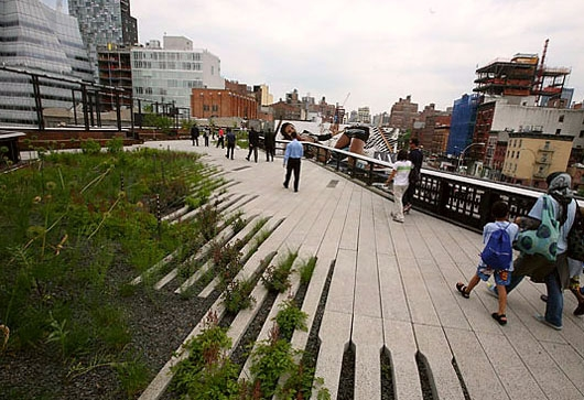 Highline - Source: ecosistemaurbano.org