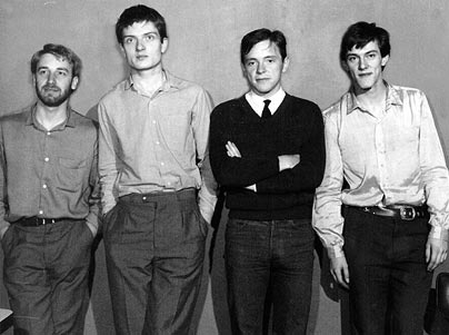 Joy Division - Source: www.telegraph.co.uk