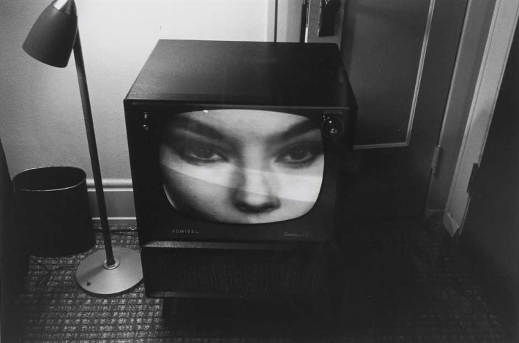 Lee Friedlander - Florida (with sexy eyes), 1963