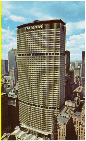 Pan Am Building - Source: forum.skyscraperpage.com