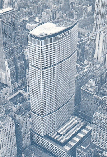 Pan Am Building - Source: ephemeralnewyork.wordpress.com