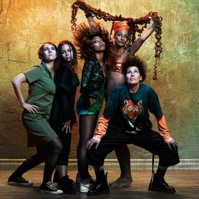 The Slits - Source: wowmusicchicago.com