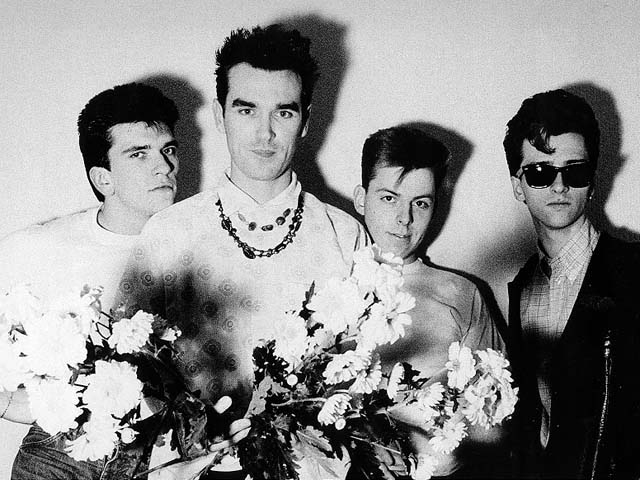 The Smiths -Source: www.shopliftersunion.com