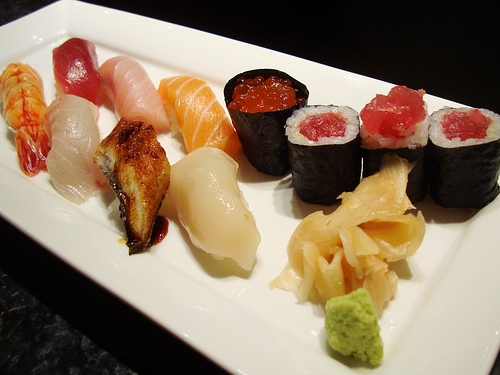 Tomoe - Source: www.worldfoodieguide.com