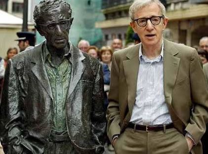 Woody Allen - Source: www.open.salon.com