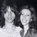 Susan Blond and Jeff Beck