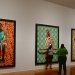 Kehinde Wiley's Exhibit at the Studio Museum/blog.theartcollectors.com