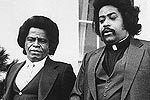 James Brown and Reverand Al Sharpton