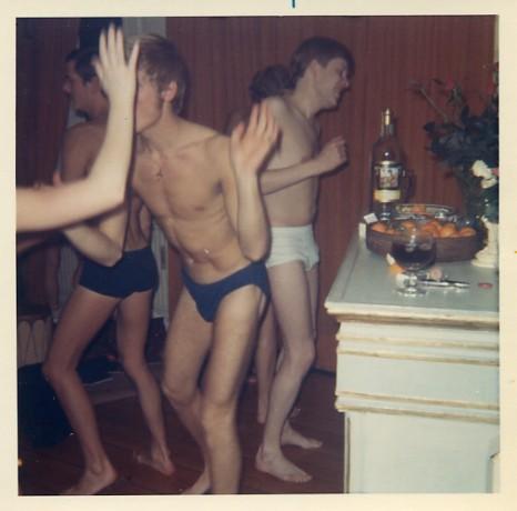 gay party highschool